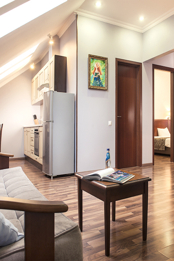 Family suite apartments
